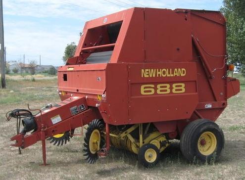 New Holland 688 Round Baler Parts Online Parts Store